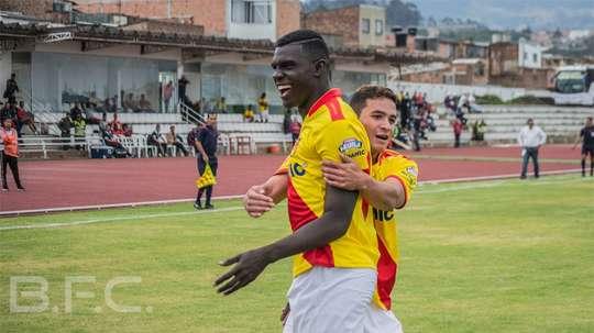 El conjunto colombiano tendrá que buscar un nuevo entrenador. Twitter/BogotáFC