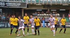 Castellón y Atlético Baleares empatan a uno. CDCastellón
