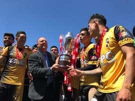 Coquimbo Unido logró el ascenso tras vencer a Puerto Montt. coquimbounido