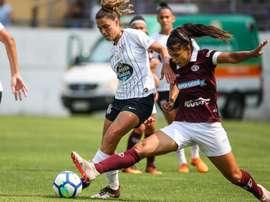 Corinthians e Ferroviária decidem o título do Brasileirão Feminino. Corinthiansfem