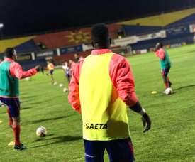 Toloza tiene nuevo equipo. DeportivoPasto