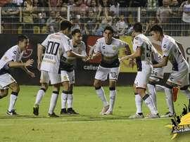 Dorados sufrió el empate en los últimos segundos. Dorados