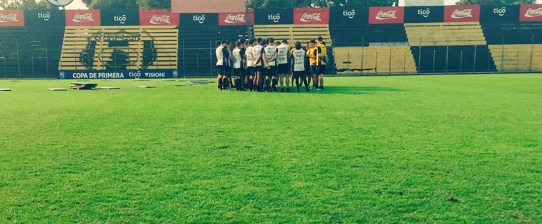 Guaraní continúa apuntalando su plantilla. ClubGuarani