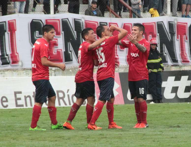 Independiente venció a Newell's. Independiente