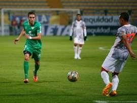 Reparto de puntos en el primer partido de la temporada para Equidad y Envigado. EquidadClubDeportivo
