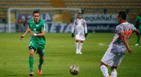 Jaguares y Equidad empataron a 1 en un partido con muchas ocasiones. Equidadclubdeportivo