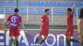 Portugal está na final do Europeu Sub 19. Portugal