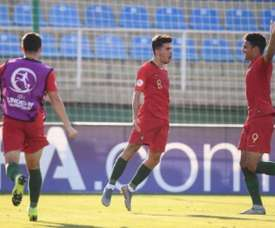Portugal está na final do Europeu Sub 19. Portugal