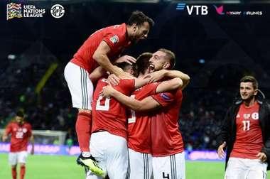 Georgia podría asegurarse el ascenso y la 'Final Four'. GeorgianFF