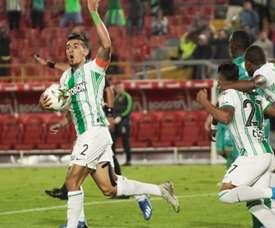 Nacional se llevó el 'Clásico Paisa'. AtleticoNacional