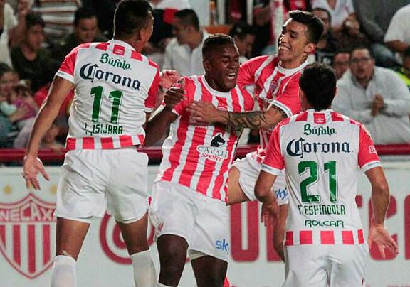 Los 'rayos' se hicieron con la victoria. ClubNecaxa