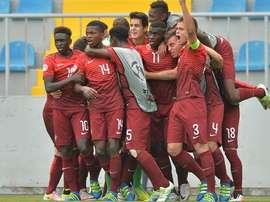 Esta será la segunda final de Europeo Sub 17 para Portugal. UEFA - @sportsfile