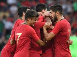 Portugal parte con ventaja. Portugal