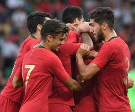 Portugal y Austria hicieron los deberes. Portugal
