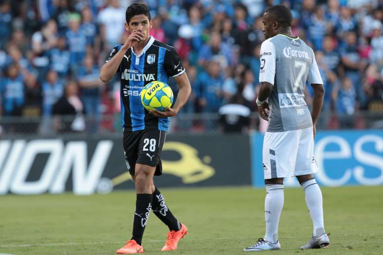 Querétaro perdió ante Atlas. Twitter/lub_Querétaro
