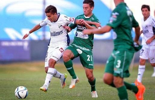 Quilmes se vio sorprendido por Sarmiento. QuilmesAC