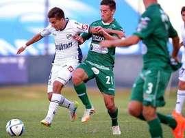 Sarmiento no quiere distracciones con la Copa. QuilmesAC