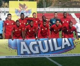 Rionegro Águilas venció 2-1 a Tigres. AguilasDoradasOficial