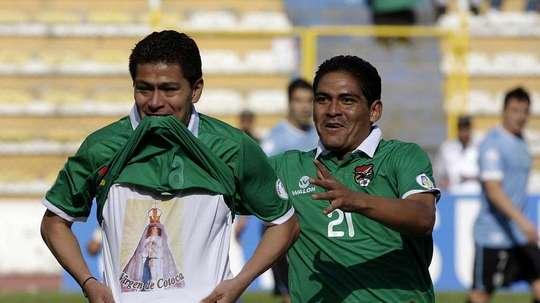 Uribe, ambicioso al frente del cuadro boliviano. ClubSanJosé