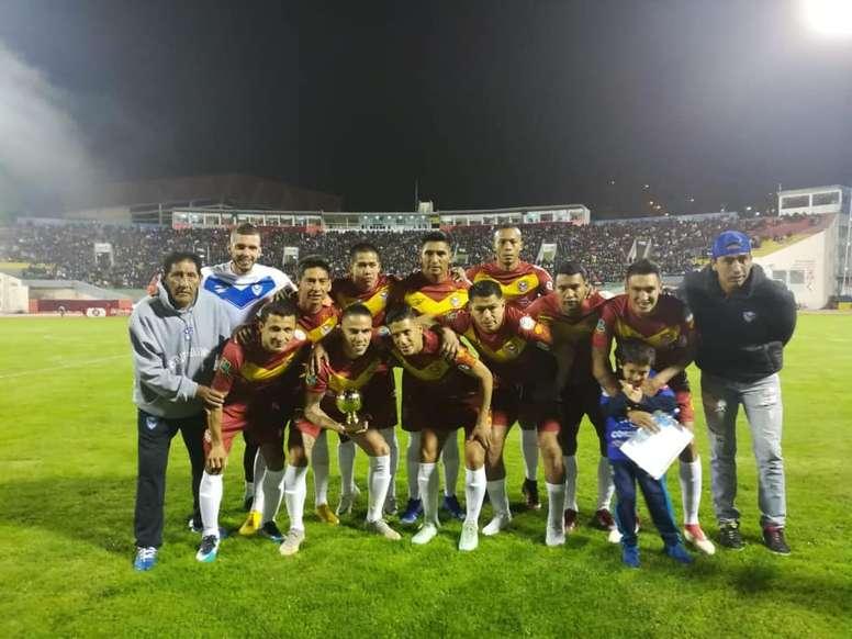 San José igualó con Bolívar en un choque espectacular. ClubSanJose