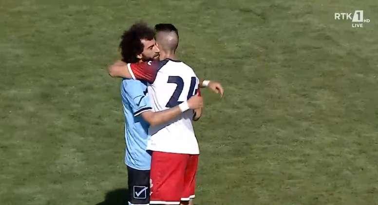 El Santa Coloma, primer ganador de la Champions League 19-20. Twitter/RTK1