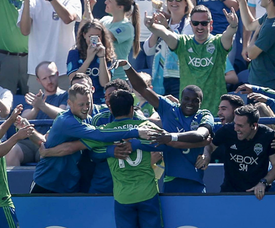Los Seattle Sounders atraviesan un momento muy dulce. SeattleSoundersFC