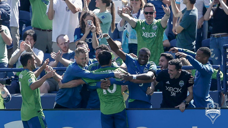 La gran final de la MLS. SeattleSoundersFC