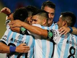 El cuadro argentino recibió el tanto del empate en los minutos finales. AtléticoTucumán