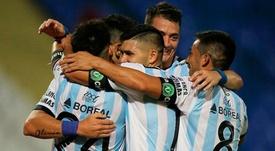 Tucumán no tuvo piedad de Banfield. AtléticoTucumán