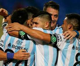 Tucumán logró una importante victoria en la ida. AtléticoTucumán/Archivo