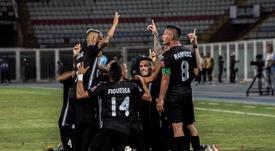 Zamora se colocó en lo más alto de la tabla. ZamoraFC