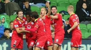 Adelaide draw six-goal thriller. Twitter