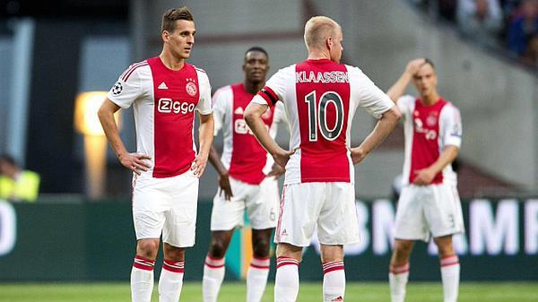 El Ajax ya sabe quién será su próximo rival. Twitter