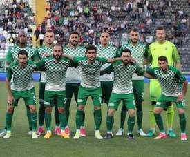 Miguel Lopes se incorpora a la disciplina del equipo turco. Akhisarpor