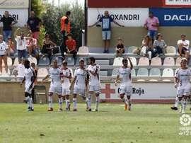 El Albacete no conoce la derrota. LaLiga