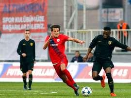 El Atlético se impuso por 0-2 a domicilio. Atleti