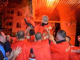 El equipo acabó la pasada temporada en la cuarta plaza de liga. AstraGiurgiu
