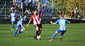 El Athletic venció por 0-2. BeSoccer/JuanjoRamos