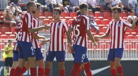 Suma 21 goles en ocho jornadas. AtletiAcademia