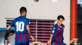 Reparto de puntos entre el Orihuela y el Atlético Levante. LUDAtlético