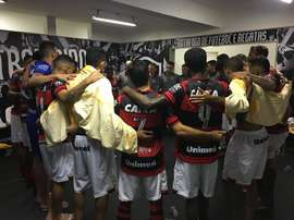 O Atlético Goianiense já não se pode 'salvar' na Série A. Twitter/AtléticoGoianiense