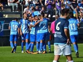 El Malagueño se lleva la victoria ante el Guadix en la Federación Malagueña. BeSoccer