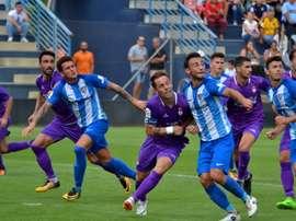El Malagueño perdió 3-0 en Loja. BeSoccer
