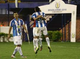 Avai derrotó a Vitória por 1-0, AvaiFC