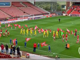 Barnsley-Burton a été reporté. BarnsleyFC