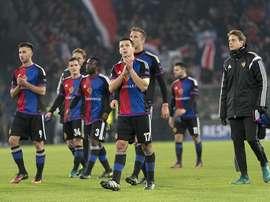 El Basilea suizo se ha empezado a reforzar para la próxima temporada. EFEee