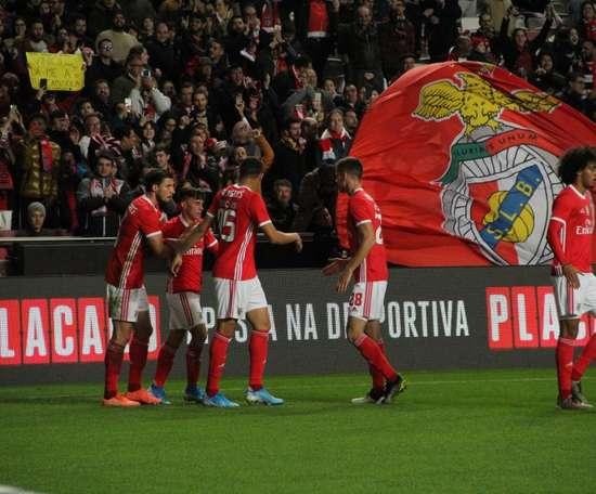 Braga surpreende e vence o Benfica. SLBenfica