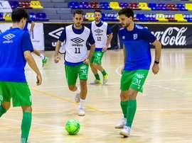 El Palma Futsal visitará el Fernando Argüelles. BeSoccerCDUMAAntequera