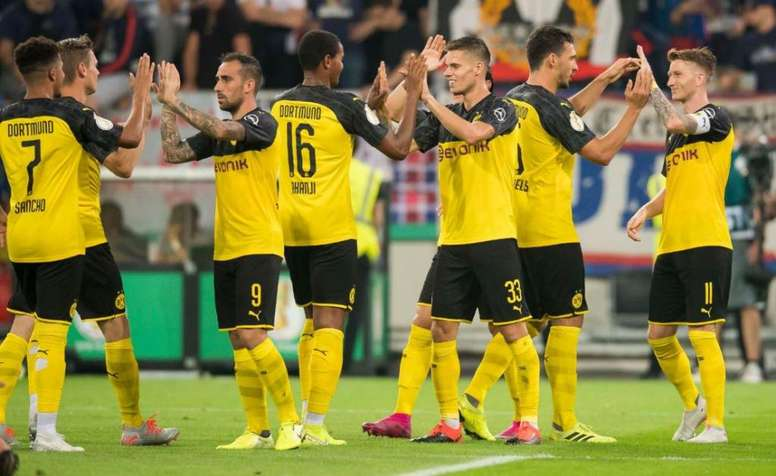Borussia Dortmund are commited to fighting against racism. borussiadortmund