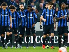 Lluvia de goles entre Brujas y Standard. Brugge